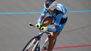 Brandon Pineda. (Foto: Federación Guatemalteca de Ciclismo)
