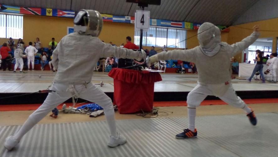 Campeonato Nacional de Esgrima 2016 Mosquito e Infantil