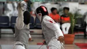 Campeonato Nacional de Esgrima en Guatemala