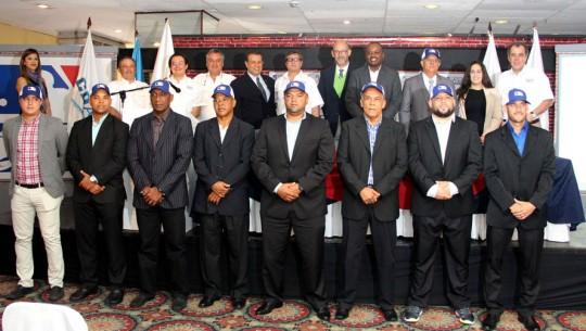 Un total de 25 entrenadores serán los que  reciban la capacitación por parte de las Grandes Ligas de béisbol. (Foto: CDAG)