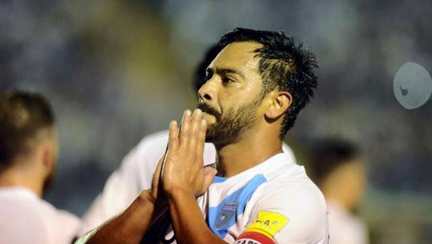 Ruiz es considerado como el mejor jugador de fútbol de Guatemala. (Foto: Fedefut)