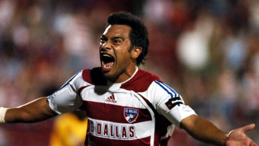 Ruiz regresa tres año después a la actividad del fútbol estadounidense. (Foto: Larry Scott Wambsganss)