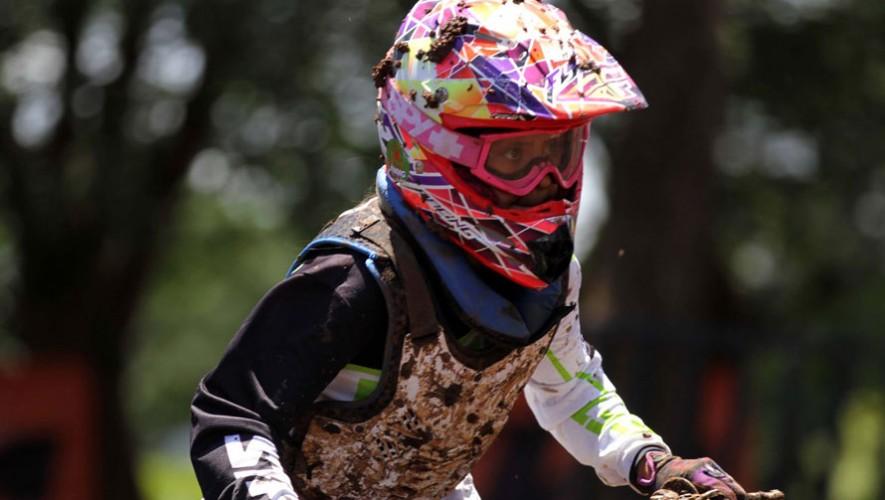 En la categoría femenina, Alexandra López fue la gran victoriosa. (Foto: CDAG)
