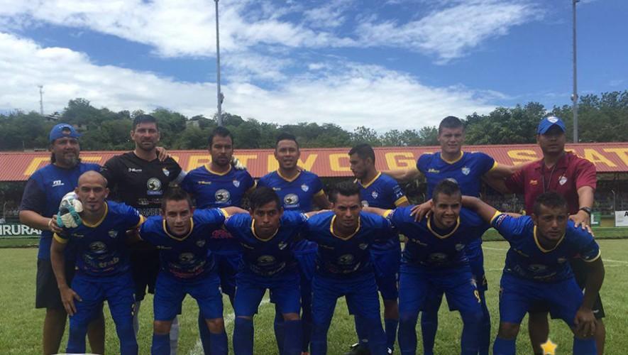 Partido de Cobán vs Guastatoya, por el Torneo Apertura  Octubre 2016