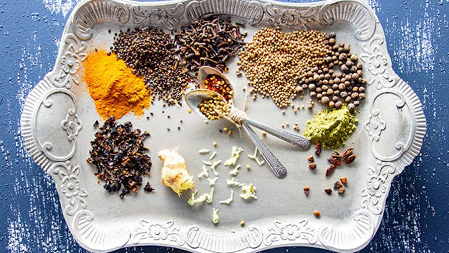 Clase de comida de la India en NuChef | Septiembre 2016