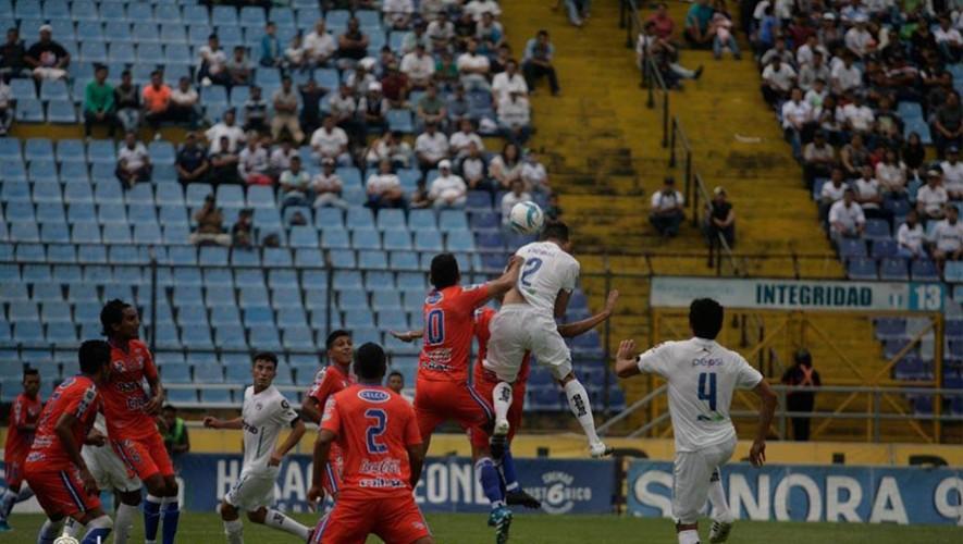 Partido de Suchitepéquez vs Comunicaciones, por el Torneo Apertura |Octubre 2016