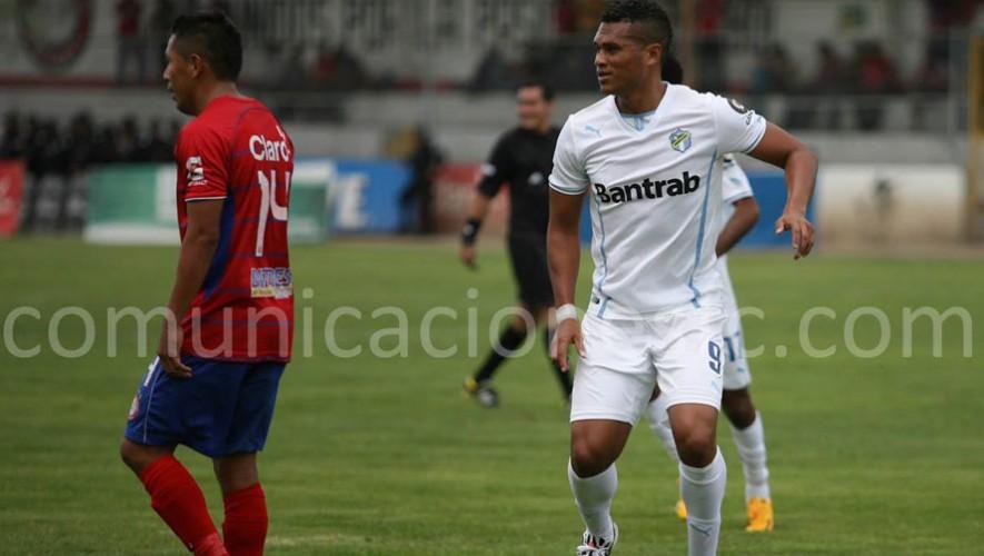 Partido de Xelajú vs Comunicaciones, por el Torneo Apertura | Septiembre 2016