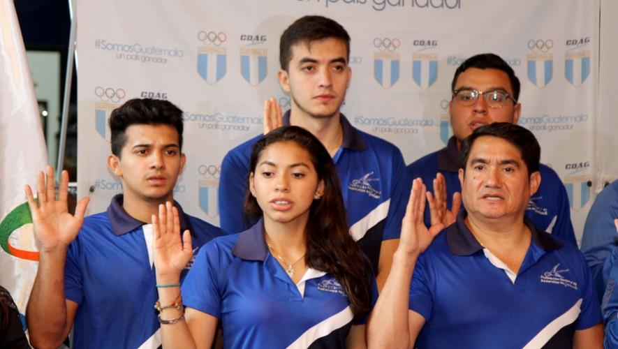 Guatemala dirá presente en las modalidades de individuales, dobles y dobles mixtos. (Foto: COG)