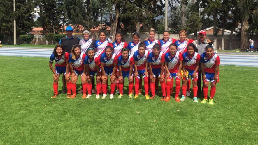 Deportivo Xela acumula tres victorias consecutivas, perfilándose a ser un candidato serio para el título. (Foto: Facebook de Deportivo Xela)