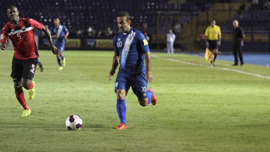En vivo: Trinidad y Tobago vs Guatemala