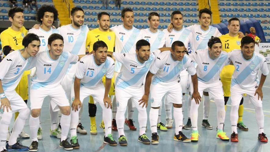 El primer rival para Guatemala en este Mundial será la selección de Vietnam. (Foto: Fedefut)
