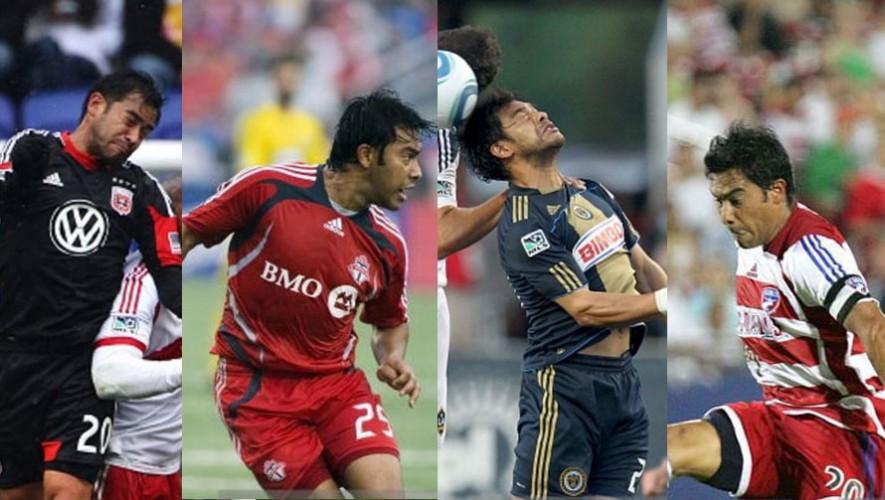 Fueron 5 equipos en los que estuvo  Carlos Ruiz en su aventura por la MLS. (Foto: Getty Images)