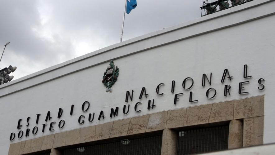 El estadio más grande de Guatemala cuenta con un nuevo nombre. (Foto: COG)