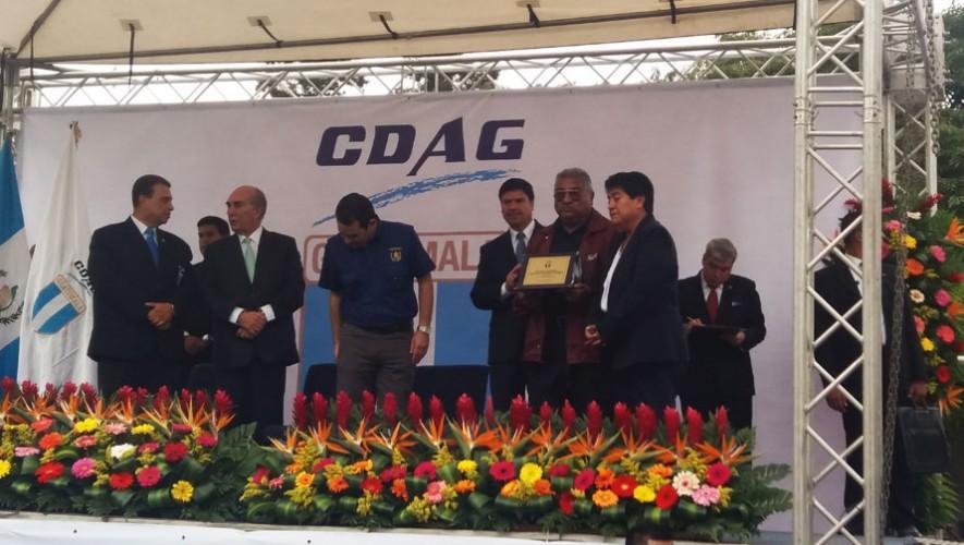 En el acto se hicieron presentes diferentes autoridades de la CDAG. (Foto: Guatemala.com)