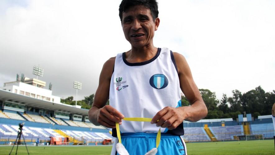 Óscar y Santos estarán en la prueba de los 1,500 metros. (Foto: COG)