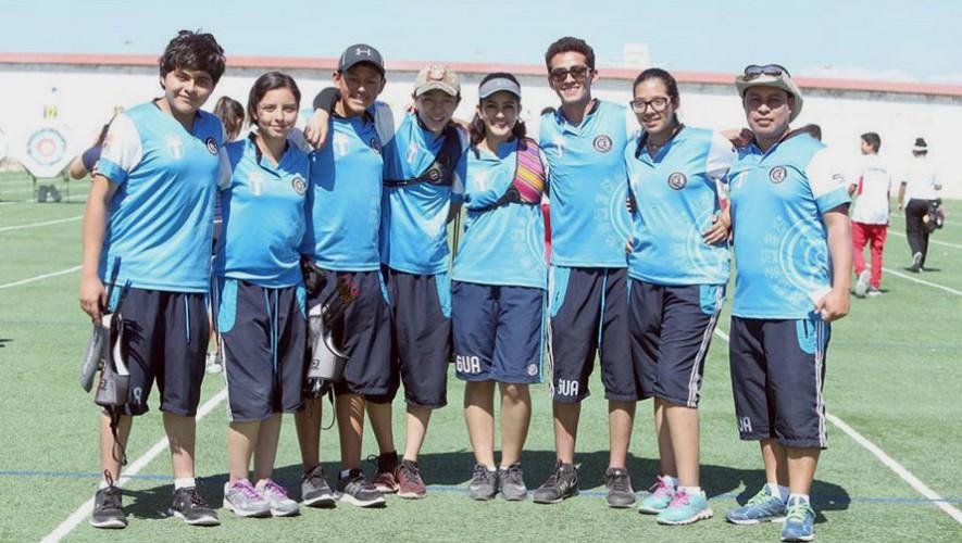 El equipo de Guatemala logró un gran arranque en los Juegos Binacionales. (Foto: Sri Teodoro Guerrero)