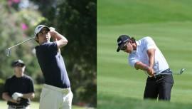 Los dos golfistas se encuentran representando a Guatemala en el extranjero. (Foto: Asogolf/ PGA Tour)