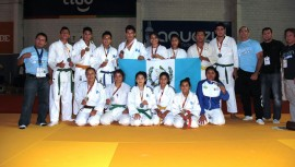 Judo y atletismo dieron las primeras preseas para Guatemala en elos décimos novenos Juegos del CODICADER. (Foto: Digefgt)