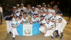 Guatemala nunca bajó los brazos y al final del encuentro obtuvo su segundo campeonato centroamericano consecutivo. (Foto: CDAG)