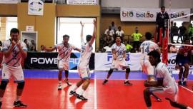 Guatemala logró vencer al equipo favorita para llevarse el primer lugar del torneo. (Foto: AFECAVOL)