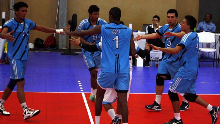 Con esta victoria, Guatemala mantiene su invicto y se consolida como único líder del torneo. (Foto: AFECAVOL)