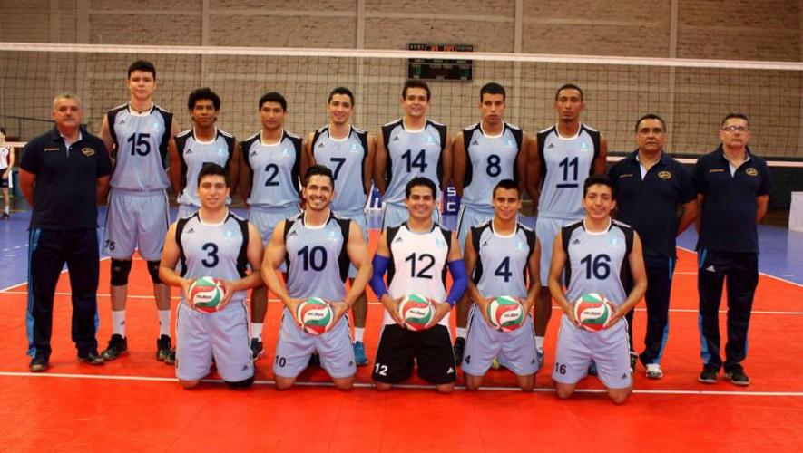 Guatemala buscará superar la primera fase clasificatoria al Mundial de Voleibol. (Foto: Afecavol)