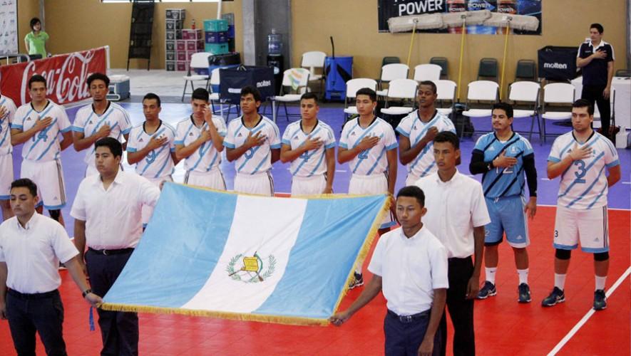 Esta es la tercera victoria al hilo de Guatemala en la primera fase del Premundial. (Foto: AFECAVOL)