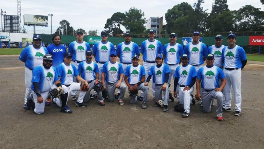Guatemala está en busca del bicampeonato centroamericano de sóftbol masculino. (Foto: Marian Von-Rayntz)