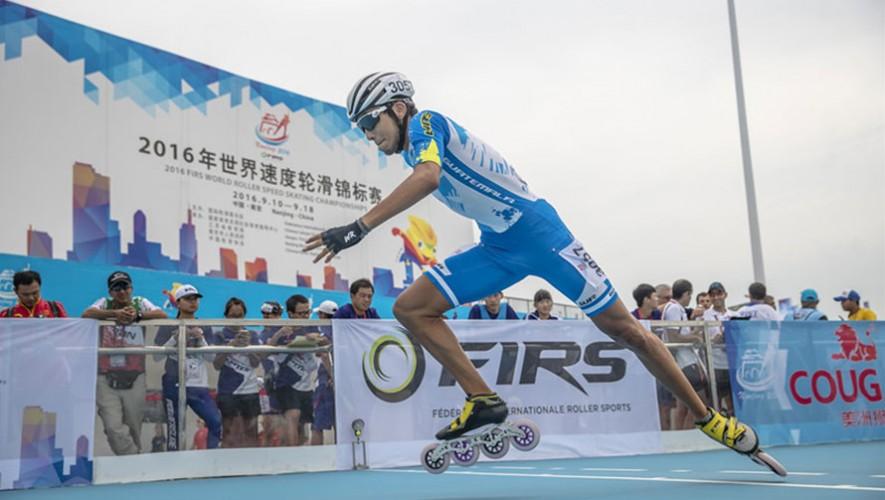 Guatemala fue representada por 8 atletas. (Foto: Nanjing City photography team)