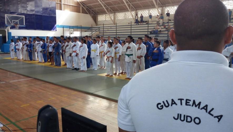 Más de 125 judocas de diferentes lugares del país se midieron este 24 de septiembre en Jalapa. (Foto: Federación Nacional de Judo)
