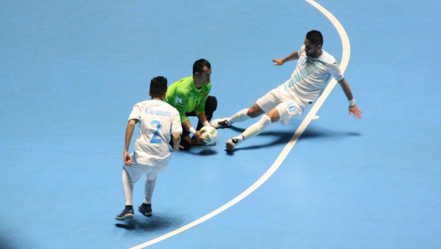 Guatemala viene de perder su primer encuentro ante Vietnam. (Foto: Fedefut)