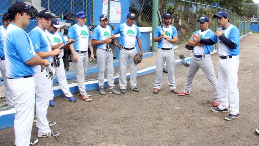 Guatemala apunta al bicampeonato centroamericano de sóftbol. (Foto: CDAG)
