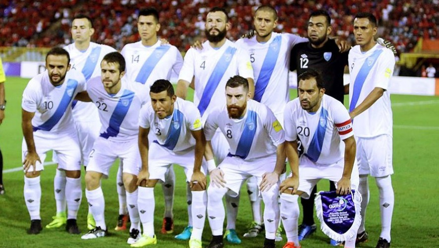 Carlos Ruiz disputó su último partido con la selección de Guatemala. (Foto: Uncaf)