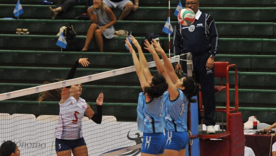 El equipo guatemalteco logró 2 victorias de los 5 partidos disputados en Puerto Rico. (Foto: Afecavol)