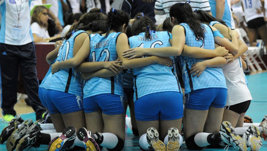 Las seleccionadas buscarán su tercer triunfo en el campeonato que se celebra en Puerto Rico. (Foto: AFECAVOL)