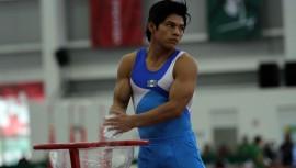 Jorge Vega entrará nuevamente en acción, tras recuperarse de la lesión sufrida a finales del 2015.  (Foto: Comité Olímpico Guatemalteco)