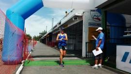 Los triatletas buscarán poner en alto el nombre de Guatemala en Cozumel. (Foto: Federación Nacional de Triatlón Guatemala)