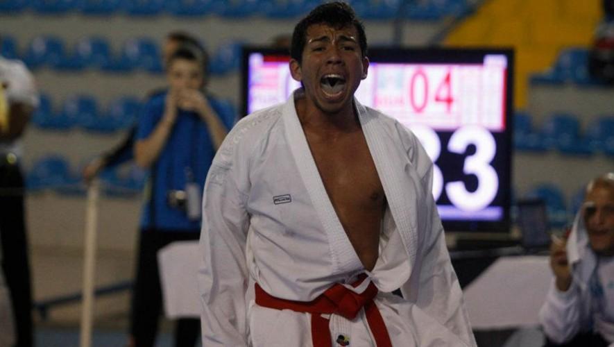 Guatemala será representado por 7 atletas en dos competencias internacionales de karate. (Foto: Luis Martínez)