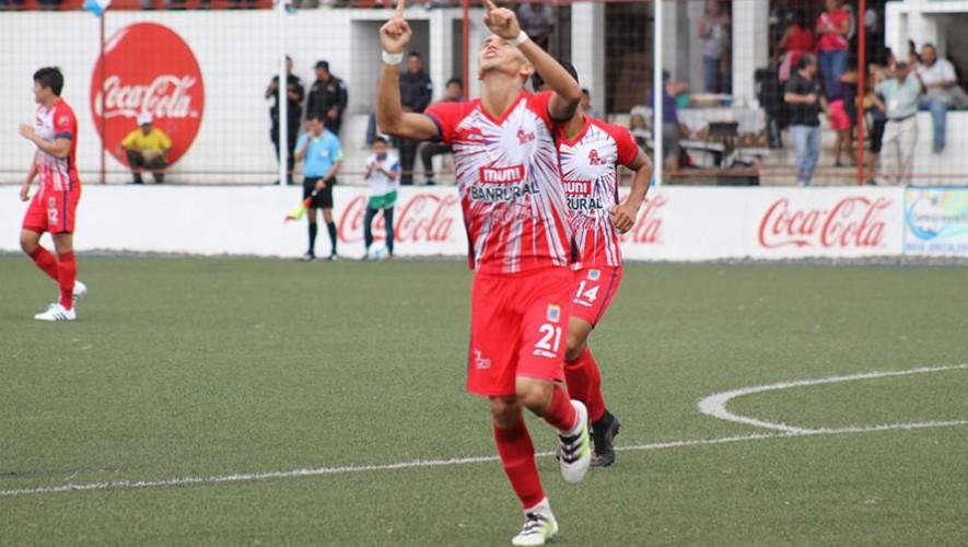 Partido de Malacateco vs Xelajú, por el Torneo Apertura |Octubre 2016