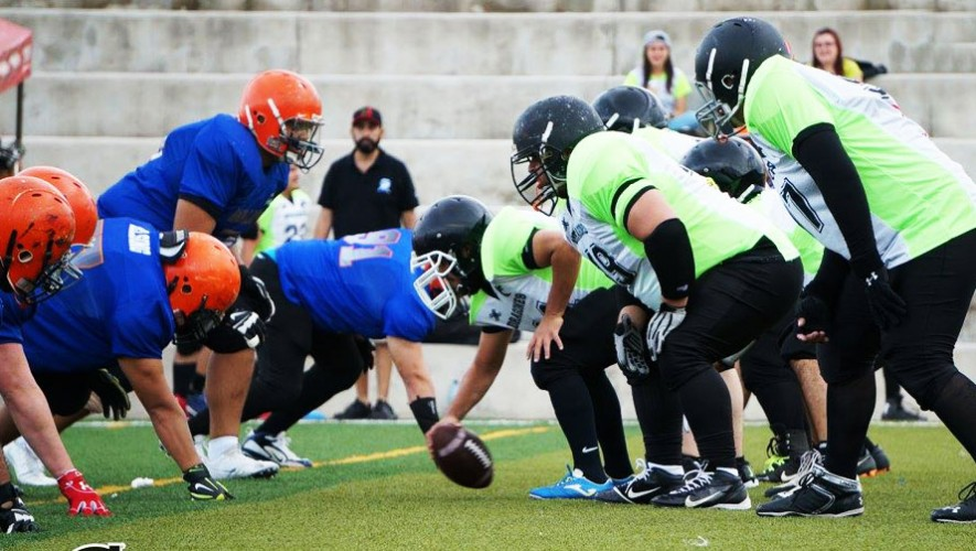 Mayan Bowl: Bulldogs vs Dragones, final de Fútbol Americano | Octubre 2016