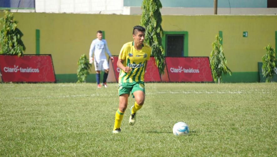 Partido de Mictlán vs Guastatoya, por el Torneo Apertura | Septiembre 2016