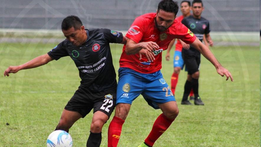 Partido de Municipal vs Carchá, por el Torneo Apertura |Octubre 2016