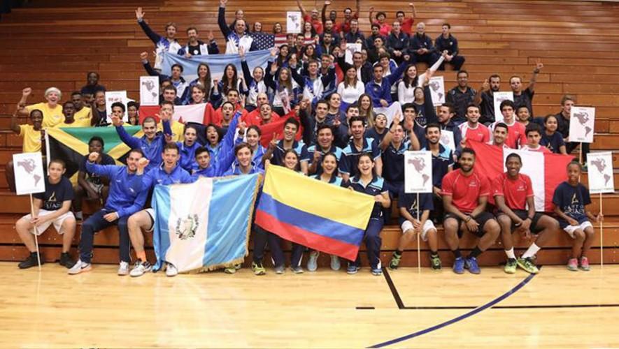 Dicho campeonato se lleva a cabo en el Kellner Squash Center, ubicado en la ciudad de Hartford, Connecticut, Estados Unidos. (Foto: Osvaldo Díaz Villasuso)