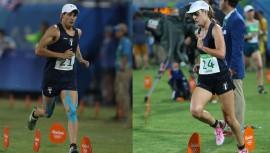 Charles e Isabel volverán a la acción tras su participación en Río 2016. (Foto: COG)