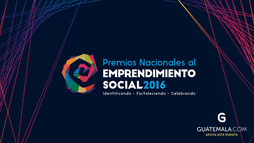 Convocatoria Premios Nacionales al Emprendimiento Social 2016 | Septiembre 2016
