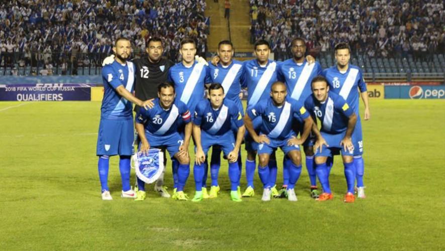 Qué necesita Guatemala en el Mundial 2018