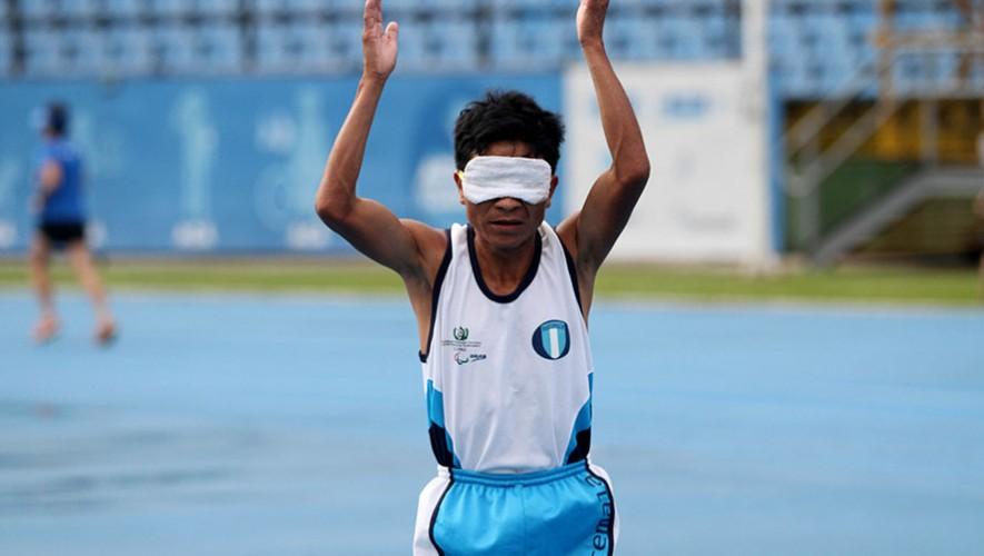 Raxón quedó cerca de clasificarse a la final de la prueba de atletismo. (Foto: Comité Olímpico Guatemalteco)