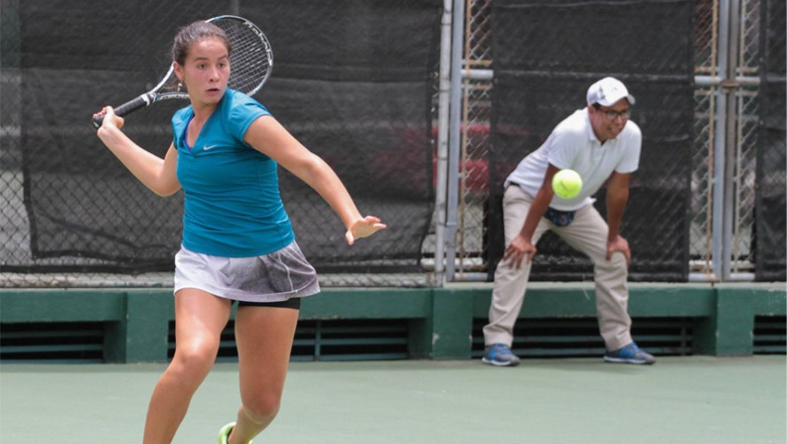 Rut llegó a su segunda final consecutiva de este torneo realizado en Honduras. (Foto: Javier Herrera)