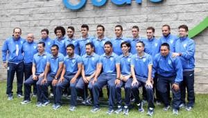 Juramentación de la selección de Futsal