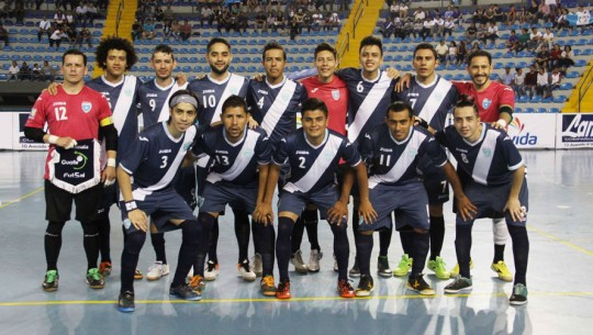 Selección de Futsal Guatemala
